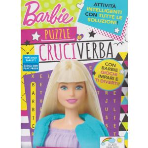 Barbie Puzzle e cruciverba - n. 6 - gennaio - febbraio 2021 - bimestrale
