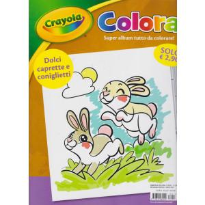 Crayola Colora - n. 11 - bimestrale - febbraio - marzo 2021