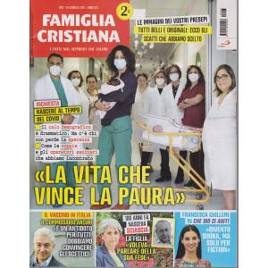 Famiglia Cristiana - n- 2- settimanale - 10 gennaio 2021