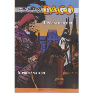 I monografici Dago - n. 61 - L'inviato del re - Il profanatore - 15 gennaio 2021 - mensile -