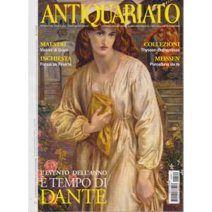 Antiquariato - n. 480 -aprile   2021- mensile