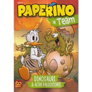 Paperino In Team - n. 5 - Dinosauri & altre paleostorie- bimestrale - 3 settembre 2021