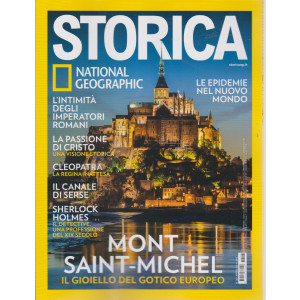 Storica - National Geographic  -  n. 146 -aprile  2021 - mensile