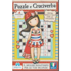Gorjuss puzzle e cruciverba - n. 6 - luglio - agosto 2021 - bimestrale