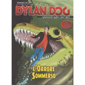 Dylan Dog -Tiziano Sclavi -  L'orrore sommerso - n. 73 settimanale -