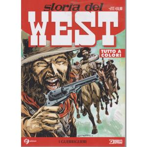 Storia del West -I guerriglieri - n. 27 - mensile -giugno  2021