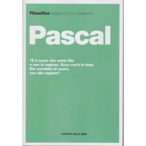 Filosofica  -Pascal   - n. 6 - settimanale - 202 pagine