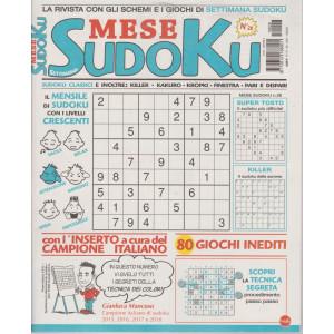 Settimana Mese sudoku- n. 28 - mensile -  giugno 2021