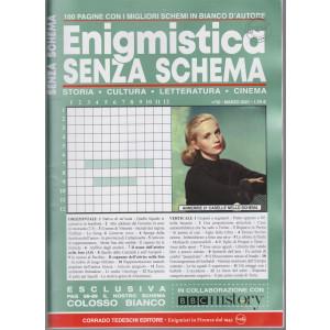 Enigmistica senza schema  - mensile -  n.32 -  marzo  2021