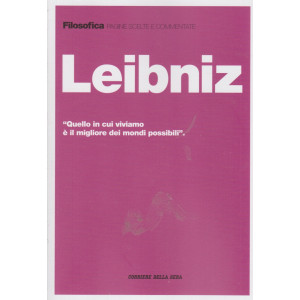Filosofica  -Leibniz  - n. 18  - settimanale - 191  pagine