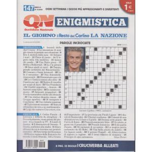 Enigmistica - n. 147 - 21/12/2020 - settimanale