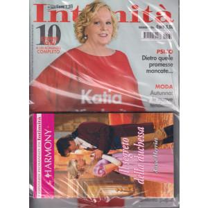 Intimita' + i grandi romanzi di Intimità by Harmony -Il segreto della duchessa  - n. 36 - 15 settembre  2021 - settimanale - rivista + libro Harmony