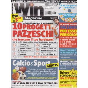 Win Magazine Plus - rivista + dvd - n. 276 -aprile  2021 - mensile