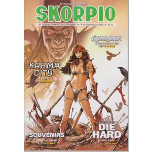 Skorpio - n. 2297 - 11 marzo 2021 - settimanale di fumetti