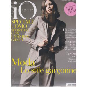 Settimanale Io Donna - n. 13 - settimanale -marzo  2021 + in regalo Style Piccoli - 2 riviste