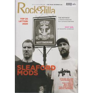 Rockerilla - n. 485 - mensile - gennaio 2021