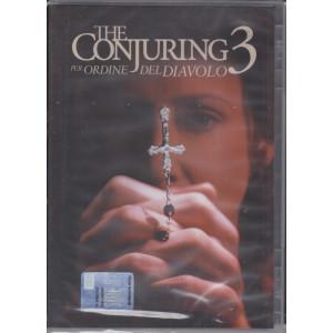 I Dvd Cinema di Sorrisi - n. 18 - The conjuring 3 per ordine del diavolo   - settimanale -  settembre 2021