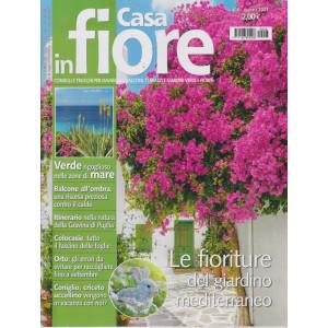 Casa in fiore - n. 8 -agosto 2021 - mensile