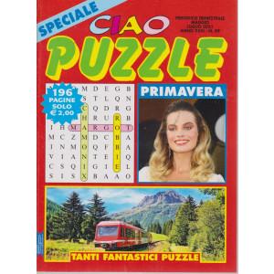 Speciale Ciao Puzzle primavera -   n. 89 - trimestrale - maggio - luglio  2021 - 196 pagine