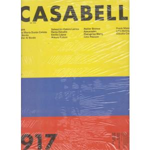 Casabella continuità - mensile n. 917 -  gennaio 2021 - italiano - english
