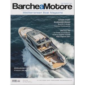 Barche a  Motore - n. 19- giugno - luglio  2021  - Full english text