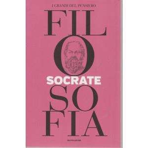 I grandi del pensiero - Filosofia - n. 5 - Socrate - 16/4/2021 - settimanale