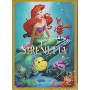 I Dvd di  Sorrisi Collection 3-  n. 8  - La sirenetta  - settimanale -luglio 2021