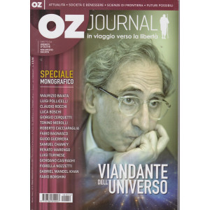 OZ Journal - n. 4 - mensile - luglio  2021