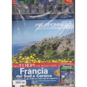 Bell'europa e dintorni + Francia del sud e Corsica  - n. 336 - mensile-aprile  2021