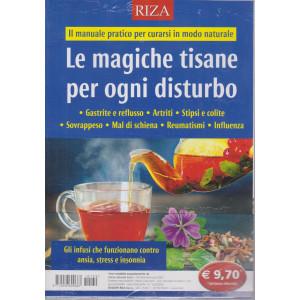 Salute naturale extra - n. 139 - Le magiche tisane per ogni disturbo -  febbraio - marzo  2021