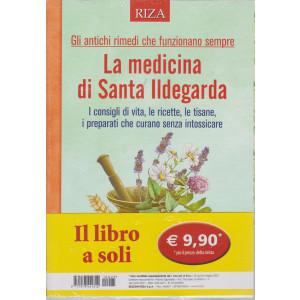I manuali di Riza -La medicina di Santa Ildegarda -  - n. 25-aprile - maggio 2021