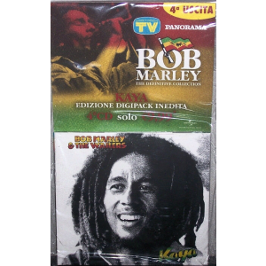 12° Cd Bob Marley & The Wailers:  Kaya