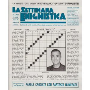La Settimana Enigmistica - n. 4642 - 11/3/2021 - settimanale