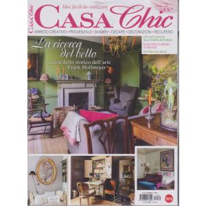 Casa Chic - n. 179 - mensile -luglio  2021 + Silvana Olmo - Laboratorio Creativo Interni - 2 riviste