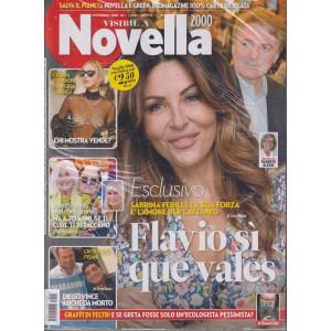 Novella 2000  - + Visto - n. 42 - settimanale -7 ottobre - 2 riviste