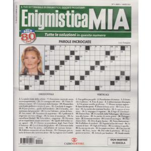 Enigmistica Mia - n. 9 -1 marzo 2021- settimanale