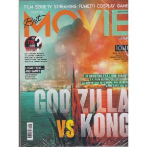 Best Movie - n. 3  -marzo 2021 - mensile + Best Streaming 2021 - 2 riviste