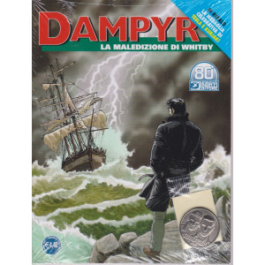 Dampyr - La maledizione di Whitby - n. 254 - 5 maggio    2021 - mensile