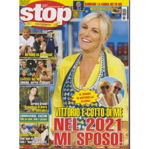 Stop Esclusivo - n. 12 - quindicinale - 27 dicembre 2020