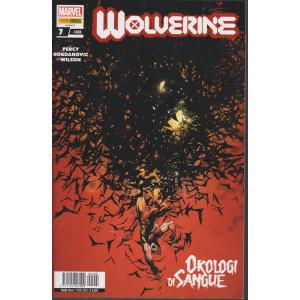 Wolverine - n. 408 - Orologi di sangue -  mensile -  17 dicembre 2020
