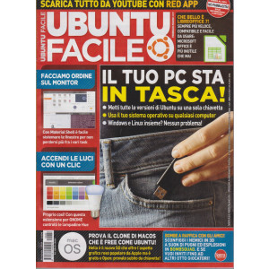 Ubuntu Facile - n. 88 - bimestrale - 8/1/2021