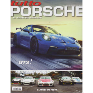 Tutto Porsche - n. 115 - bimestrale -26 febbraio 2021