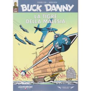 Buck Danny - La tigre della Malesia - n. 4 - settimanale