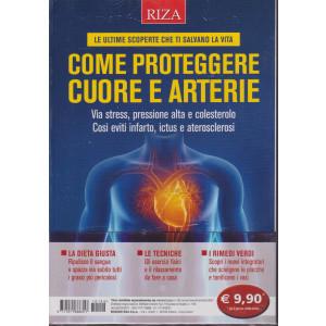 MenteCorpo - Come proteggere cuore e arterie- n. 154 - novembre - dicembre 2021