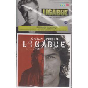 Cd Sorrisi Collezione 2 - n. 25- Ligabue  -12° cd -Primo tempo    - 15 giugno 2021  - settimanale - formato maxi digipack + libretto inedito+ cd + dvd