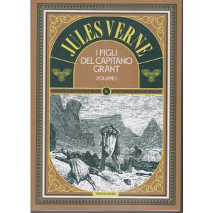 Jules Verne - I figli del Capitano Grant - n. 75 -16/2/2021 - settimanale - 283 pagine
