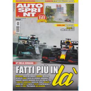 Autosprint - n. 16 - settimanale -20/26 aprile 2021
