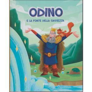 Miti e dei vichinghi - Odino e la fonte della saggezza  -  n. 8 - 2/4/2021 -  Copertina rigida - Settimanale