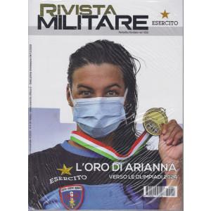 Rivista Militare + Supplemento al numero di Rivista Militare n. 4 -4/12/2020 - trimestrale - 2 riviste