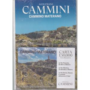 Meridiani Cammini - Cammino materano - n. 2 - trimestrale -
